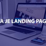 sta je landing page