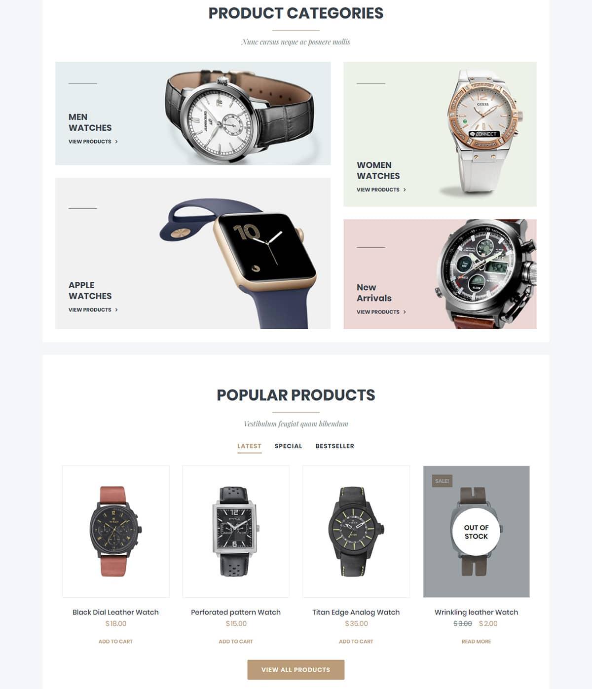 istaknute kategorije proizvoda funkcije za internet prodavnice