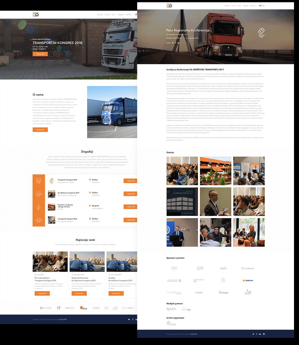 transportlog-web-dizajn-landing-page-stranica